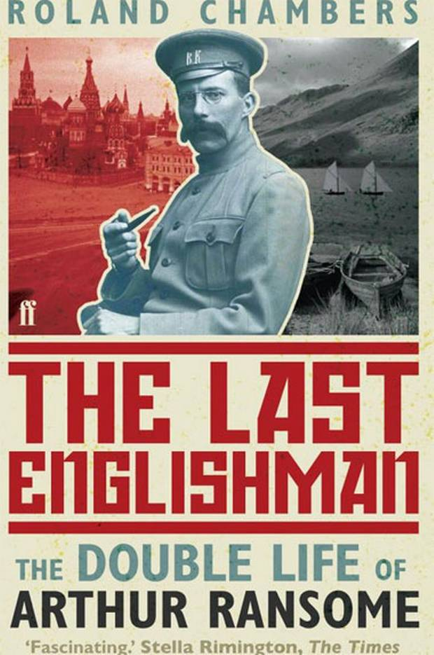 The Last Englishman by Roland Chambers