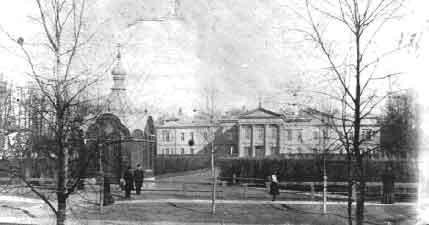 Гатчинский Госпиталь Дворцового Ведомства