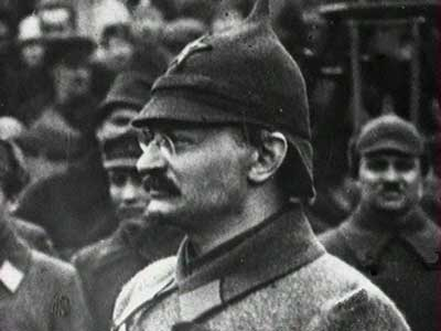 Лев Давыдович Троцкий